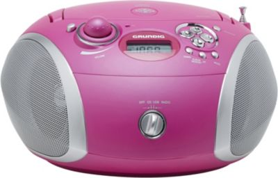 Radio Cd Grundig Rcd1445 Rose