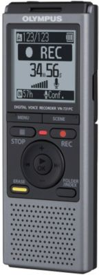 Dictaphone OLYMPUS VN-731 + Microphone ME-52