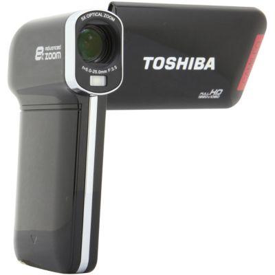 Camescope TOSHIBA P100 + Mémoire PNY SD 16Go PERFORMANCE Class6