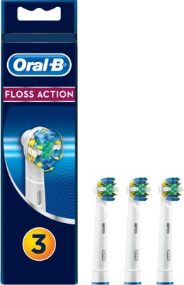 Brossette braun oral-b floss action eb25 (x3) - 10% de remise : code access