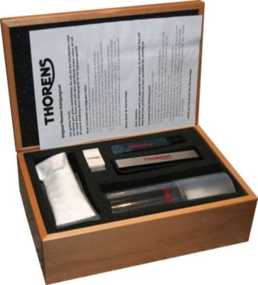 Kit de nettoyage THORENS Kit de nettoyage platine vinyle complet