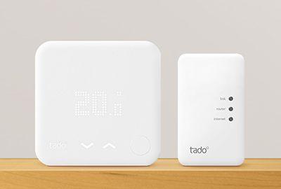 Thermostat TADO intelligent connecté