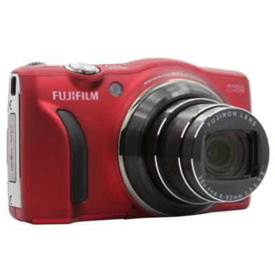 APN FUJI FINEPIX F770 Rouge