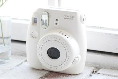 APN FUJI Instax Mini 8 Blanc