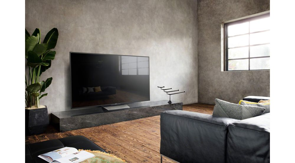 sony kd55xd8505 4k 800hz mxr smart tv t l viseur boulanger. Black Bedroom Furniture Sets. Home Design Ideas