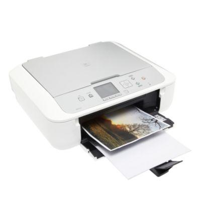 canon mg 5753 blanche toutes les imprimantes boulanger. Black Bedroom Furniture Sets. Home Design Ideas