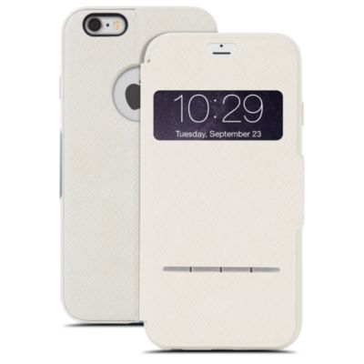 moshi sensecover iphone 6 6s beige accessoire iphone. Black Bedroom Furniture Sets. Home Design Ideas