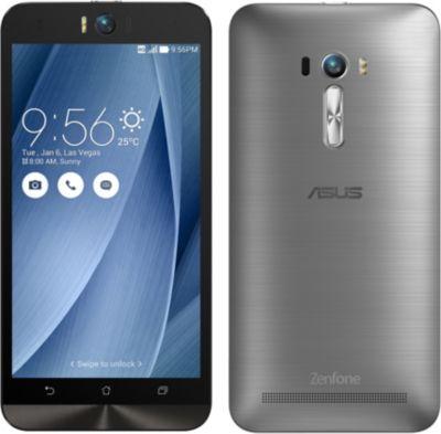 Smartphone ASUS ZD551KL 5.5 16Go Silver Selfie