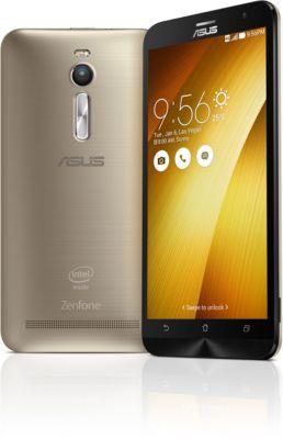 Smartphone Asus Zenfone 2 5.5′ 16 Go Gold