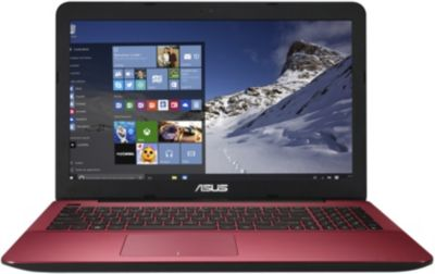 Ordinateur Portable Asus W10 R556lj-xx956t Rouge