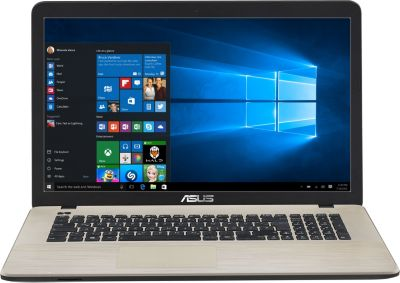 Ordinateur Portable Asus W10 K751lb-ty242t Dark Brown