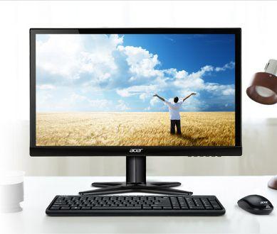 écran pc polyvalent Acer G247HYLbidx 24 pouces 1080p Full HD