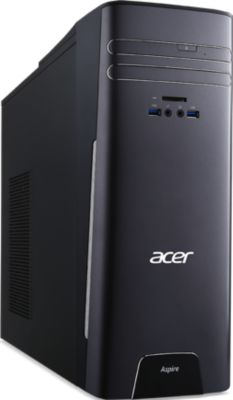Acer Aspire T3-710_W – Core i5 6400 2.7 GHz – 6 Go – 2 To