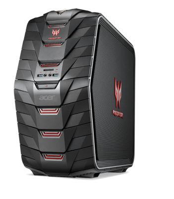 PC Gamer ACER W10 Predator G6-710-003