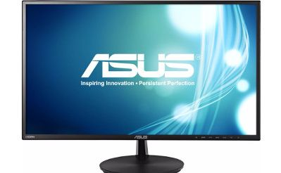 Asus VN274H écran pc gamer temps de réponse 1ms parfait pour FPS