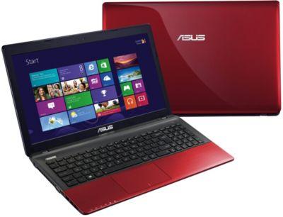 Portable ASUS R500VD-SX670H rouge