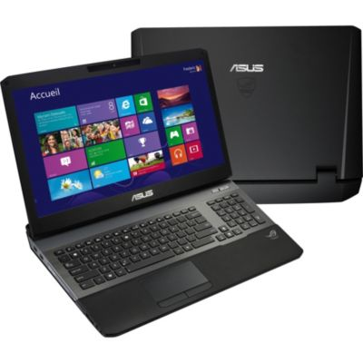 Portable ASUS G75VW-T2445H