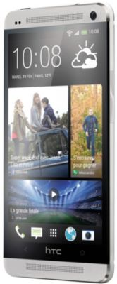 Smartphones HTC One 32Go silver