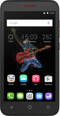 Smartphone ALCATEL ONE TOUCH Go Play Dark Red