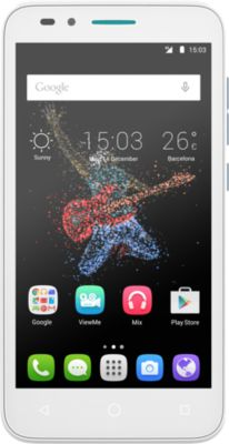 Smartphone Alcatel One Touch Go Play Bleu/blanc