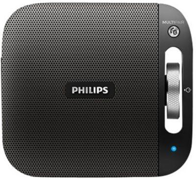 Enceinte Nomade Philips Bt2600 Noir