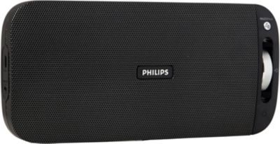 Enceinte nomade PHILIPS BT3600 noir