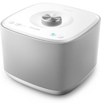 Enceinte Bluetooth Philips Izzy Bm5 Blanc