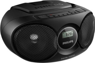 Radio Cd Philips Az215b