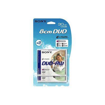 DVD SONY DVD-RW 1.4Go P2