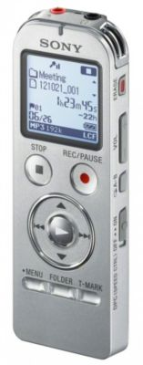 Dictaphone Sony Icdux533s.ce7 Gris