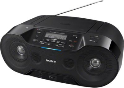 Radio Cd Sony Zs-rs70btb.ced