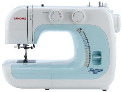 Machine � coudre Programmes de points : 21 - Type d'enfilage : Automatique