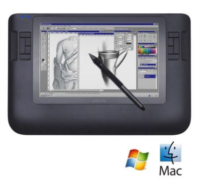 Tablette Graph WACOM Cintiq 12WX Overvie