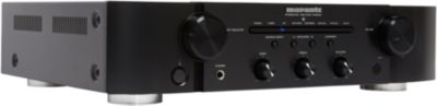 Amplificateur HiFi MARANTZ PM6005 NOIR + Platine CD MARANTZ CD5005 NOIR