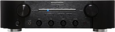 Amplificateur HiFi MARANTZ PM8005 NOIR + Platine CD MARANTZ SA8005 NOIR + Enceinte bibliothèque FOCAL Aria 906 Black High Gloss