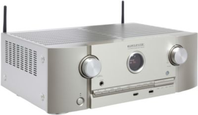 Ampli Home Cinema MARANTZ SR5009 SILVER + Pack enceinte Home Cinéma FOCAL Sib and Cub3 5.1 Jet Black