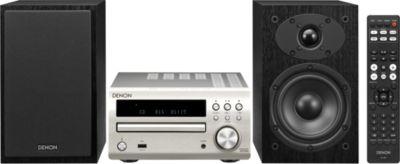 Chaîne HiFi DENON Set RCD-M40 silver/noir