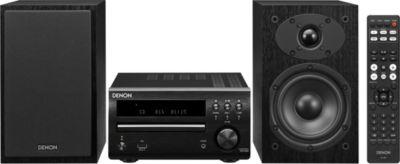 Chaîne HiFi DENON Set RCD-M40 noir