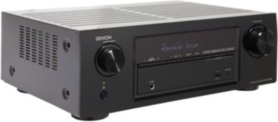 Ampli Home Cinema DENON AVRX520BT