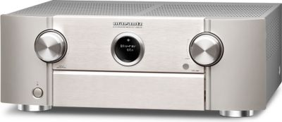 Ampli Home Cinema MARANTZ SR6010 SILVER GOLD