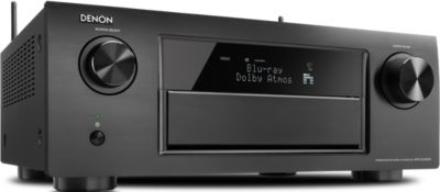 Ampli Home Cinema DENON AVRX4200 NOIR + Pack enceinte Home Cinéma FOCAL Sib and Cub3 5.1 Jet Black