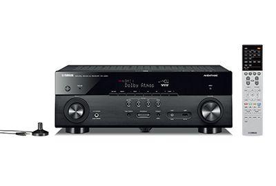 Ampli A/V YAMAHA MusicCast RXA660 TITANE