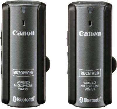 Micro CANON WM-V1 - Micro sans fil