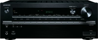 Ampli Home Cinema ONKYO TXNR747 NOIR + Pack enceinte Home Cinéma FOCAL Sib and Cub3 5.1 Jet Black