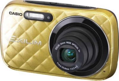 APN CASIO Pack N10 doré+ Etui + carte 4G