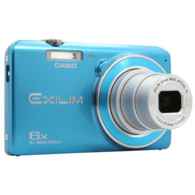 APN CASIO Pack ZS20 bleu + Etui