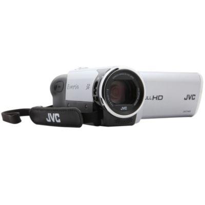 Camescope JVC GZ-E10 Silver + Etui LOWEPRO SANTIAGO DV35 NOIR