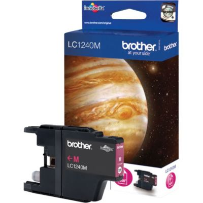Cartouche BROTHER LC1240 Magenta Grande