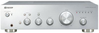 Amplificateur HiFi PIONEER A10 Silver + Platine CD PIONEER PD10 Silver + Pack enceinte Home Cinéma BOSE ACOUSTIMASS® 3 serie V Blanc