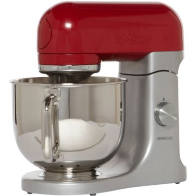 kenwood kmx51 kmix rouge robot p tissier boulanger. Black Bedroom Furniture Sets. Home Design Ideas